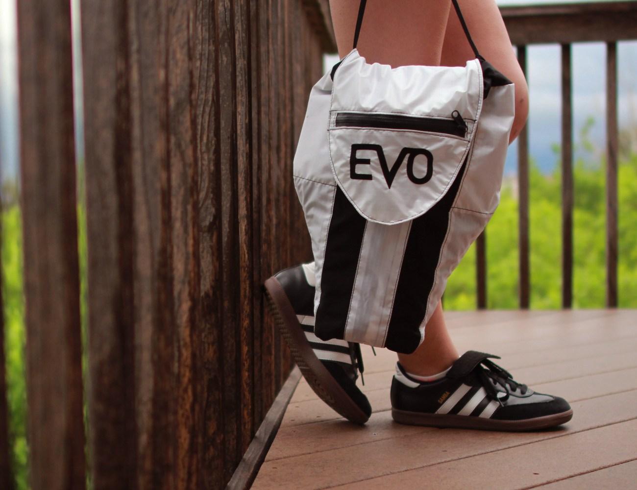 The Freshest Shoebag – Aercase. Anti-odor. Anti-bacterial.