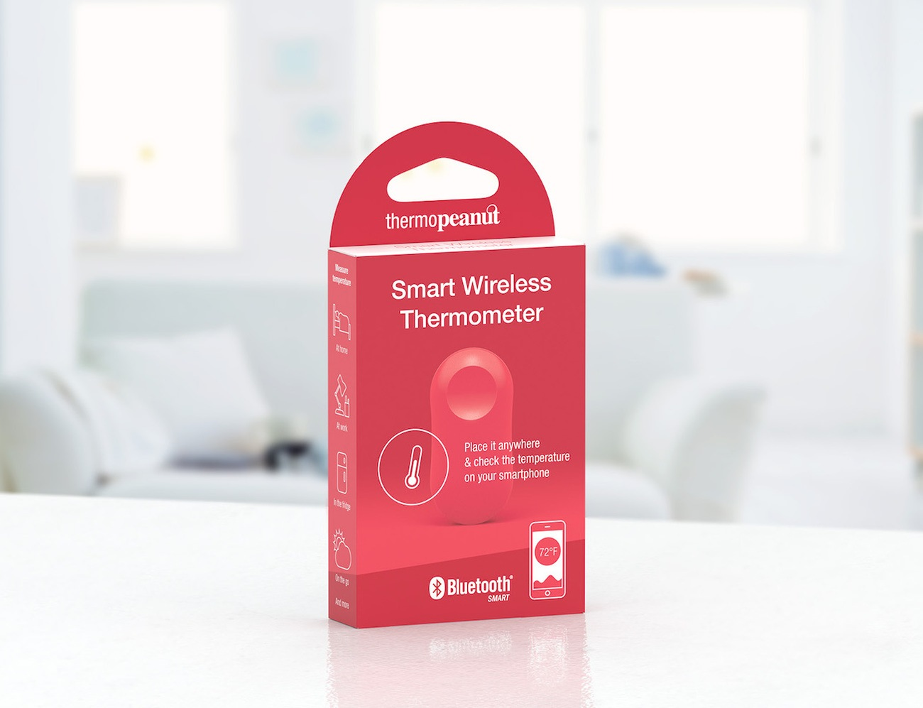 ThermoPeanut Smart Temperature Monitor by Sen.se