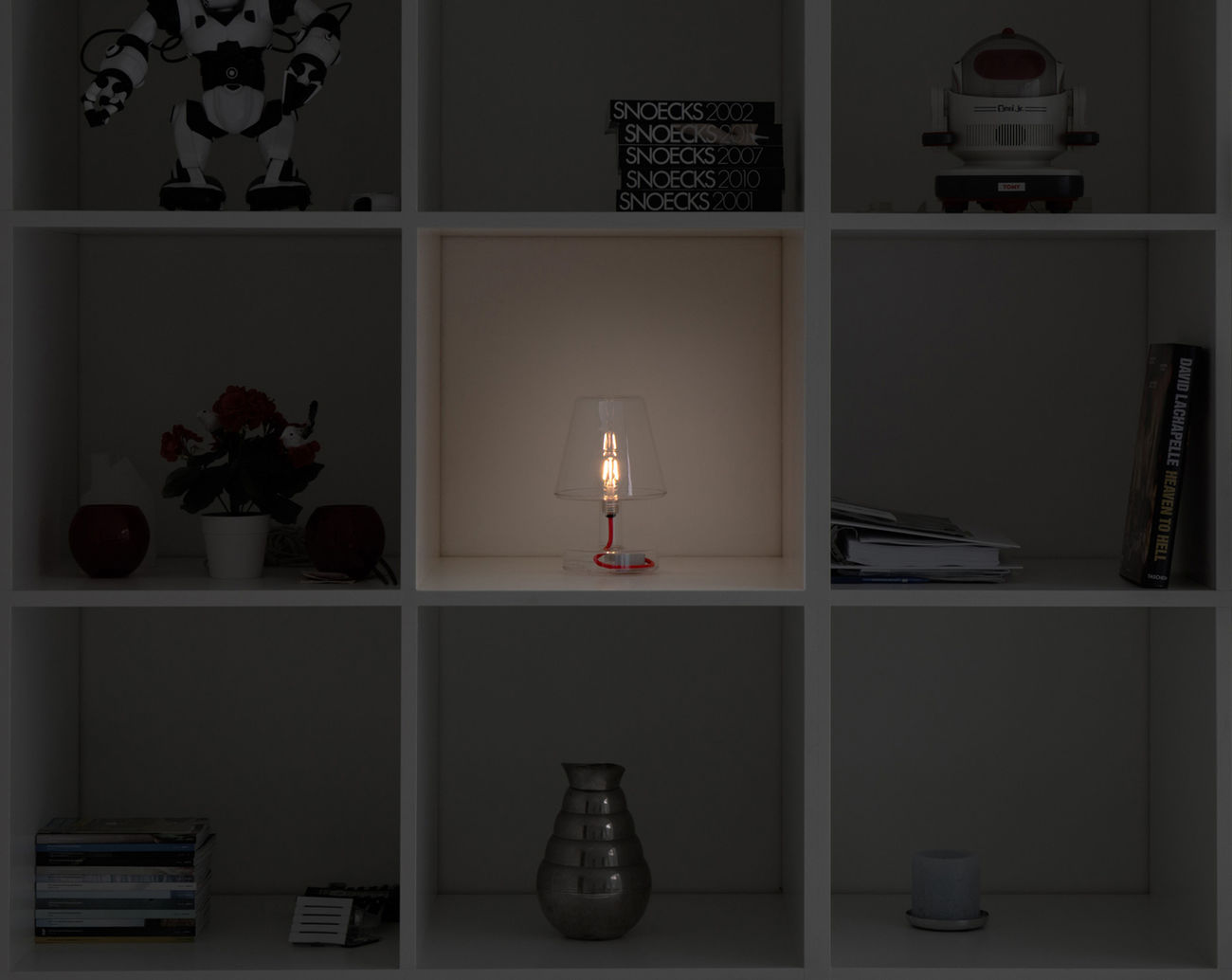Transloetje Wireless Table Lamp by Fatboy