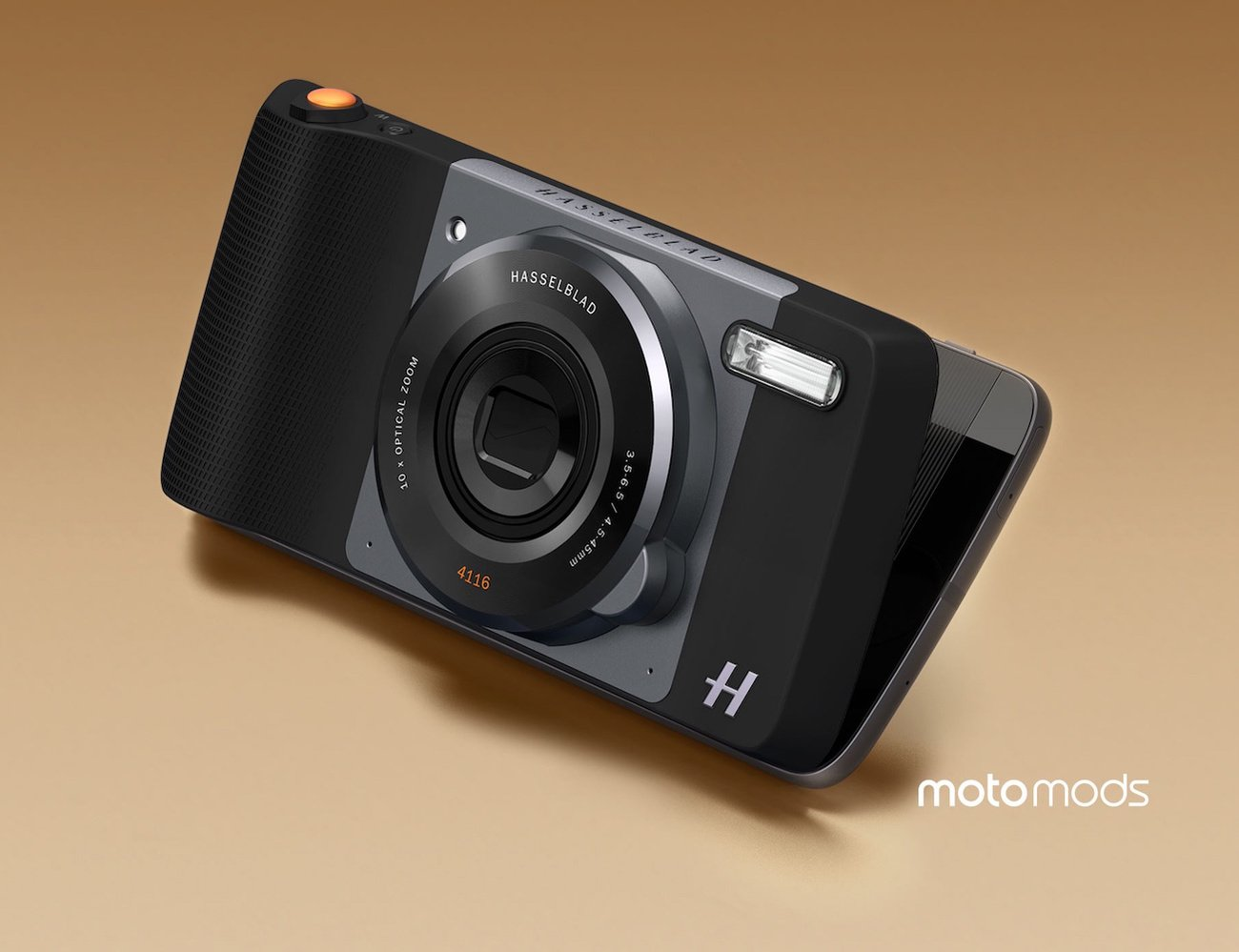 True+Zoom+MotoMod+Lens+For+Moto+Z+By+Motorola+X+Hasselblad