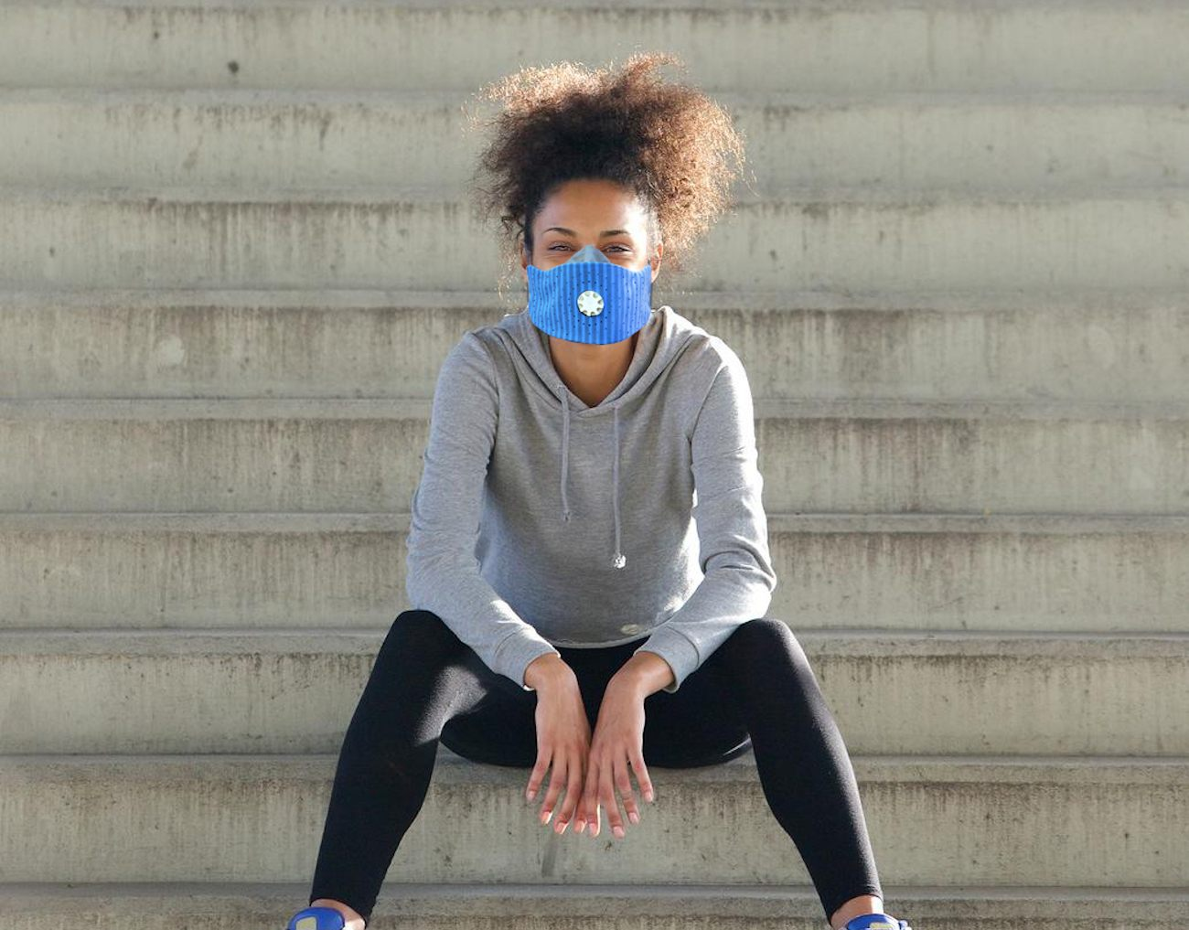 U-Mask Anti Pollution Mask