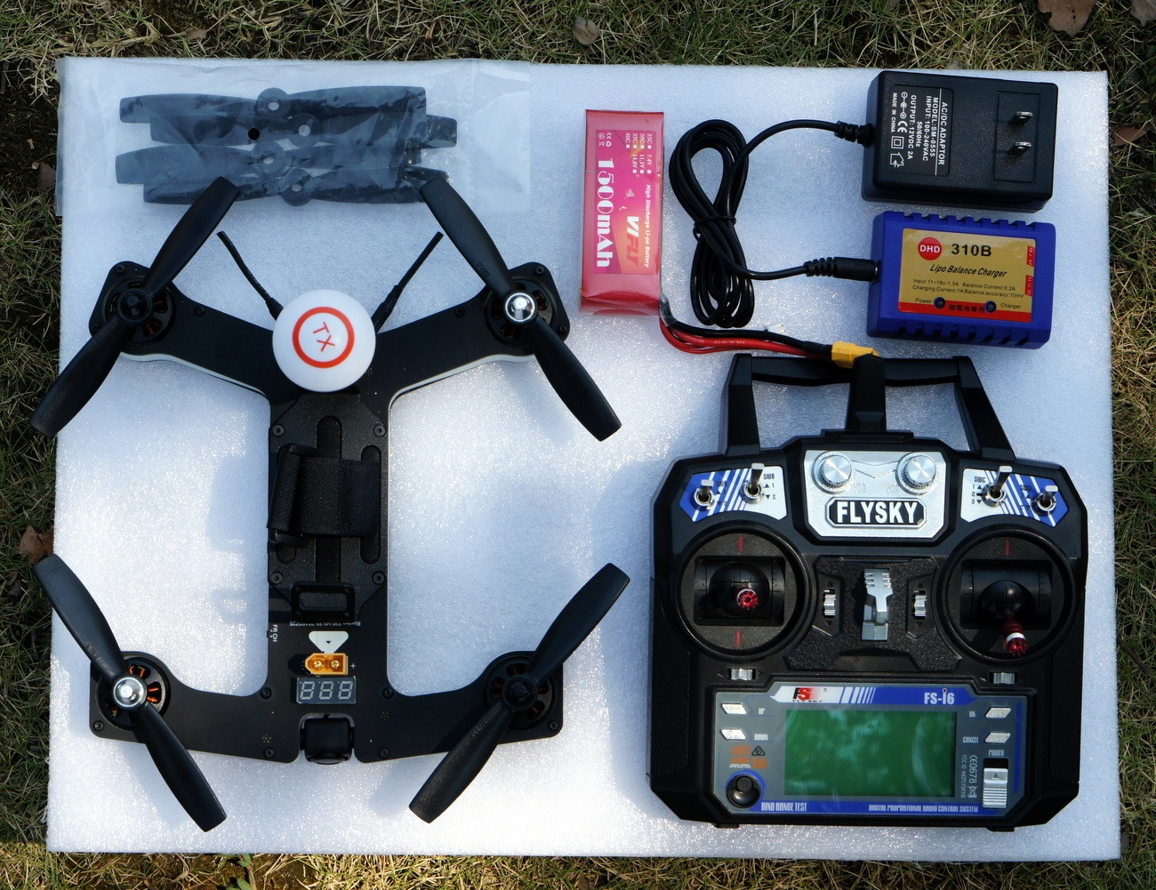 VIFLY R220 – A different kind of FPV Drone