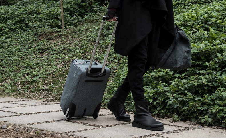 Waterproof+Trolley+Travel+Bag