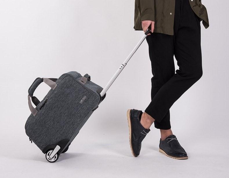 Waterproof Trolley Travel Bag