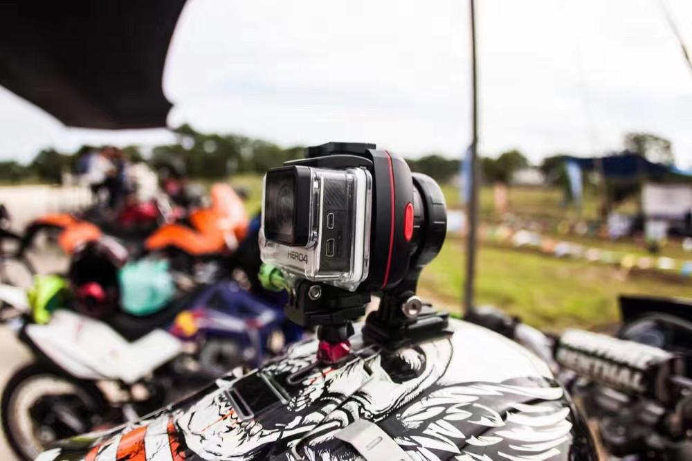 Wearable Stabilizer for GoPro Camera