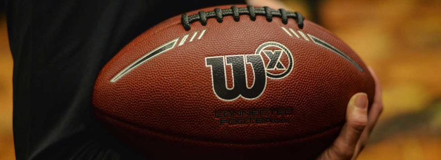 Wilson X Football Puts a Professional Spin on Your Throws