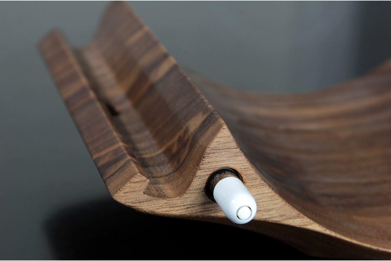 Yohann P1 Walnut Stand for iPad Pro