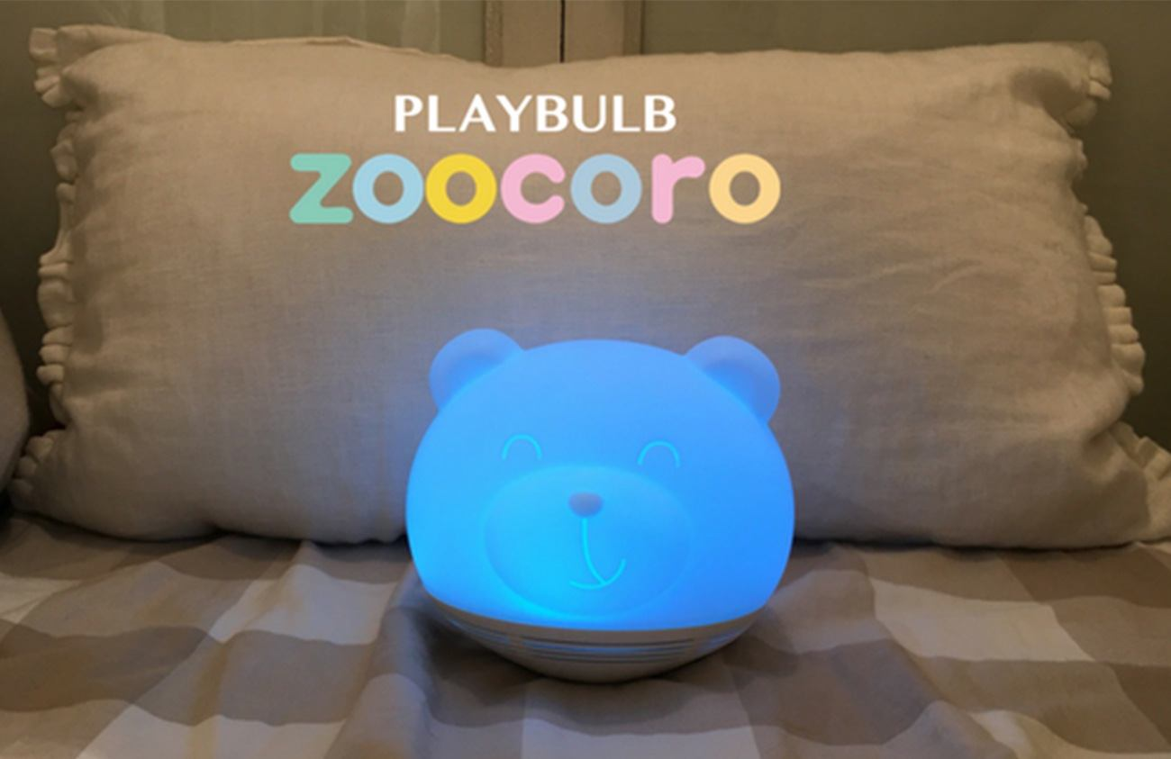 ZOOCORO – The Cute Adorable Smart Night Lights