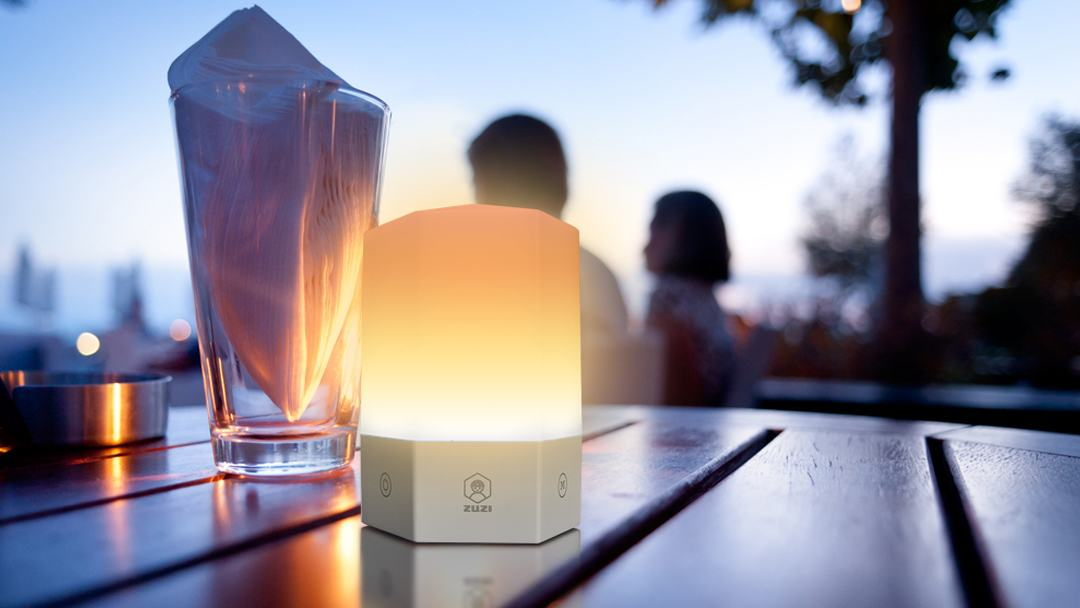 ZuziLite – Wireless Smart Lamp For Every Occasion