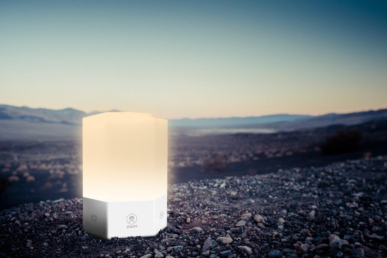 ZuziLite – Wireless Smart Lamp For Every Occasion