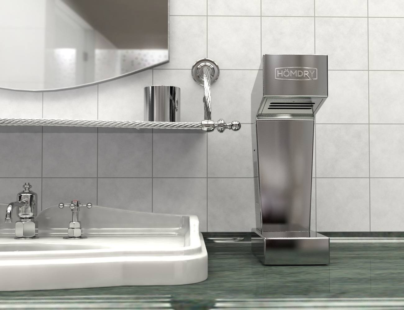 Homdry The Perfect Home Hand Dryer Gadget Flow
