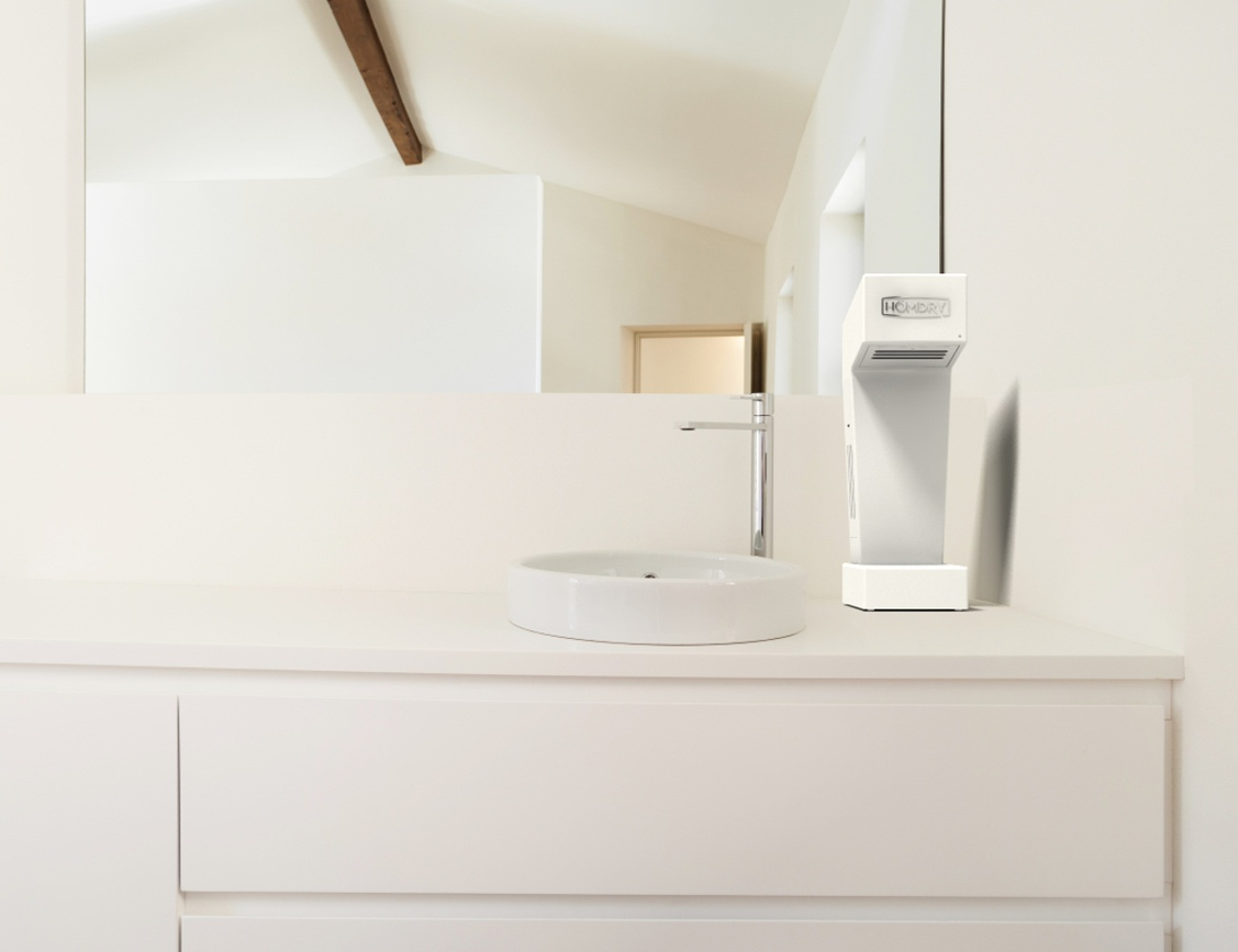 HÖMDRY – The Perfect Home Hand Dryer