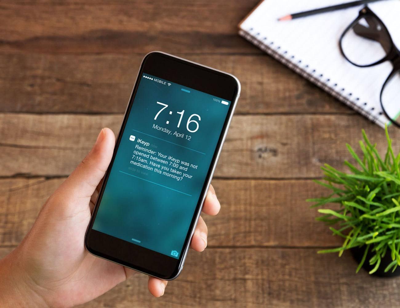 iKeyp – The World's Smartest Personal Safe