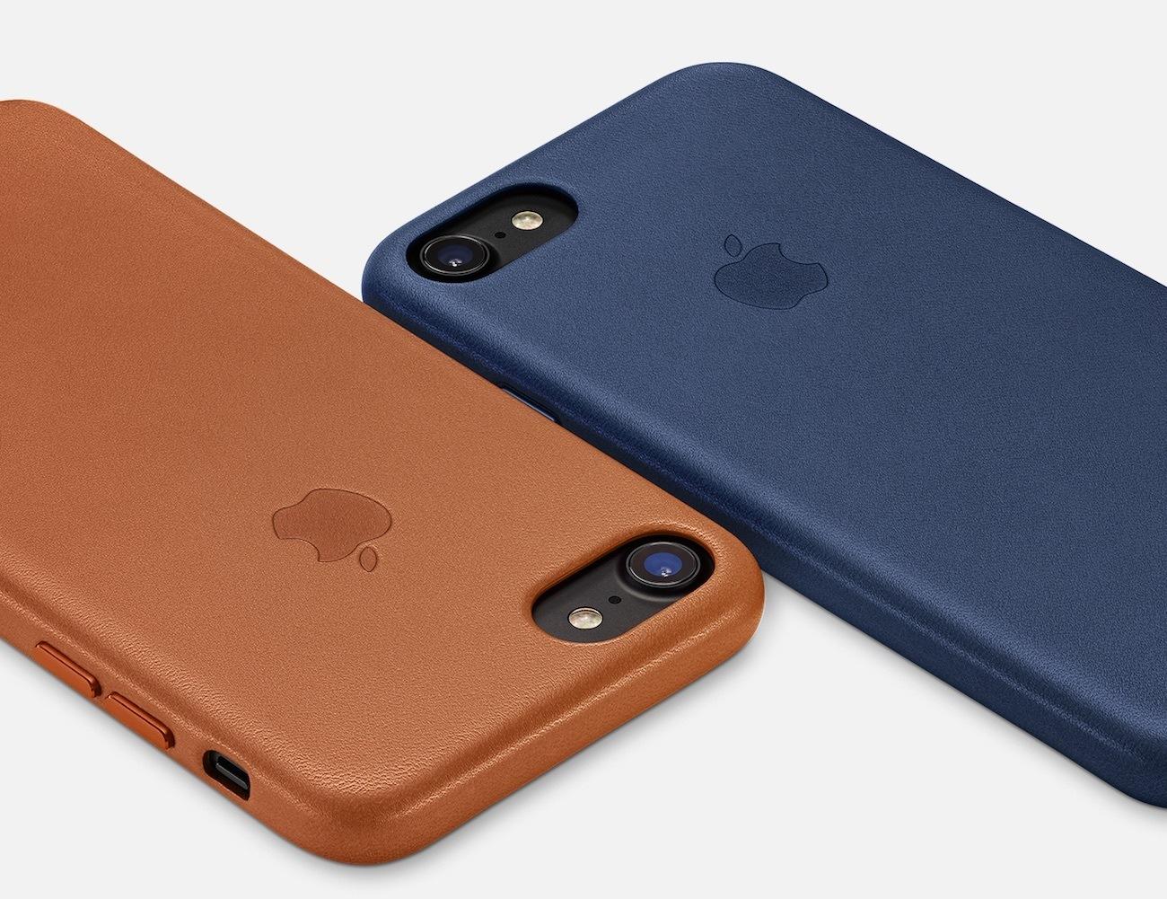 apple iphone leather case 7 plus