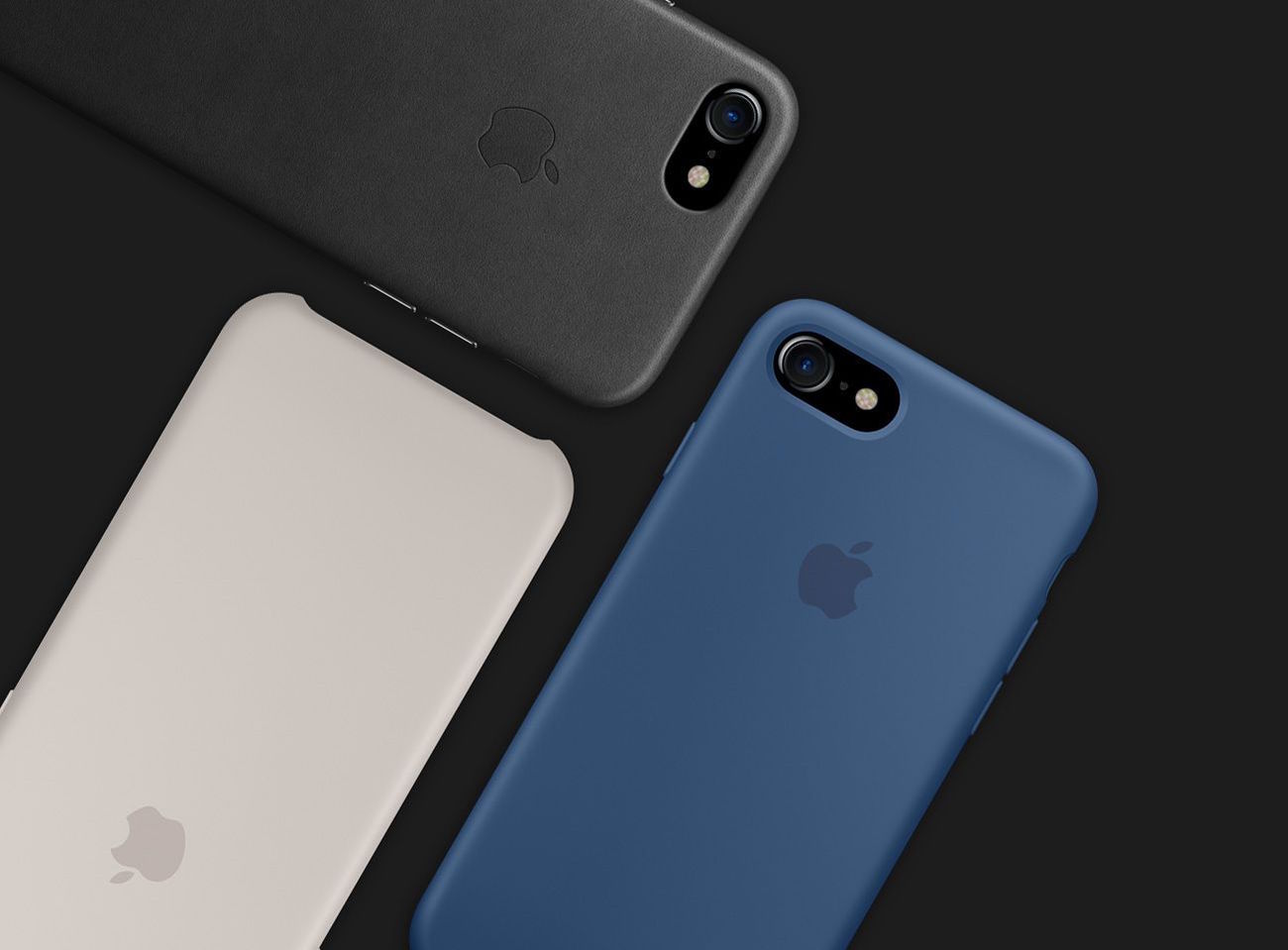 iPhone 7 Official Leather Case