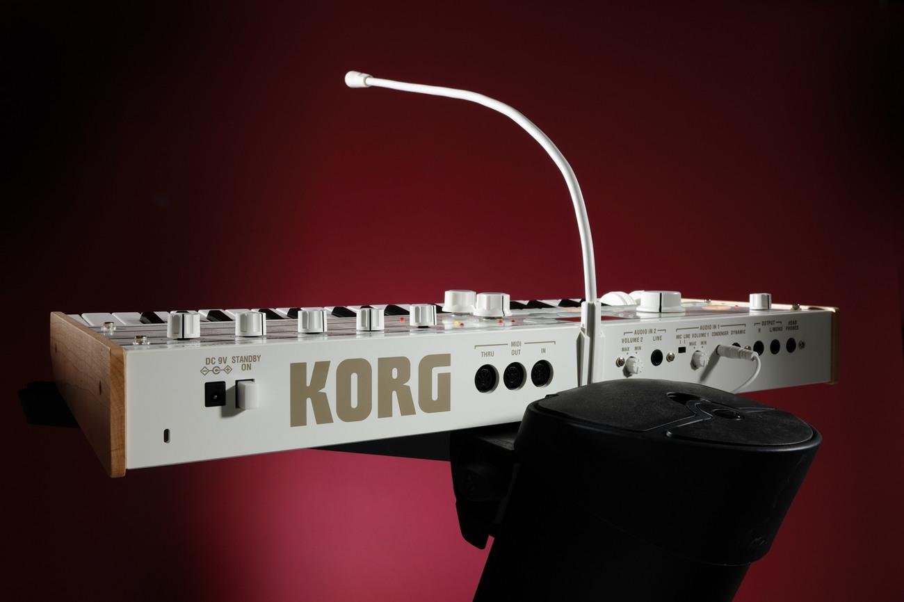 microKorg-S Analog Modeling Synthesizer