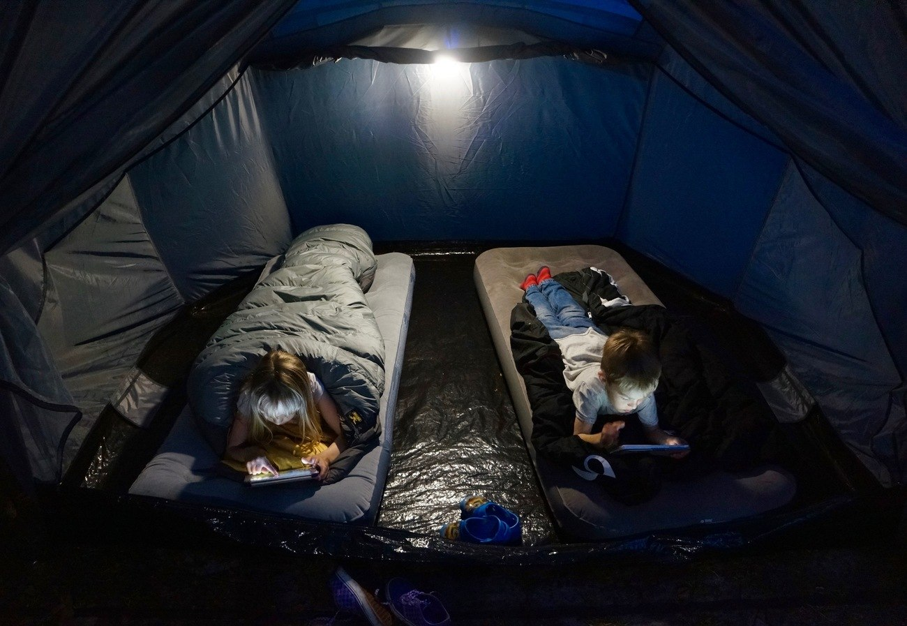 sheltaPod – The Campervan Awning That Adapts To The Weather
