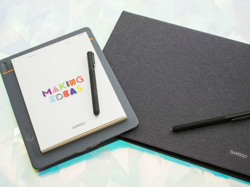 Wacom Bamboo Smart Notebooks