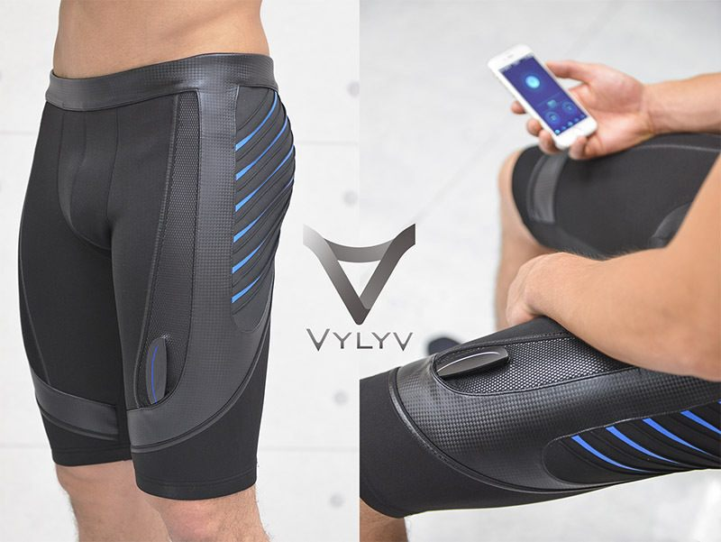 Vylyv The Smart Shorts That Boost Your Manhood 187 Gadget Flow