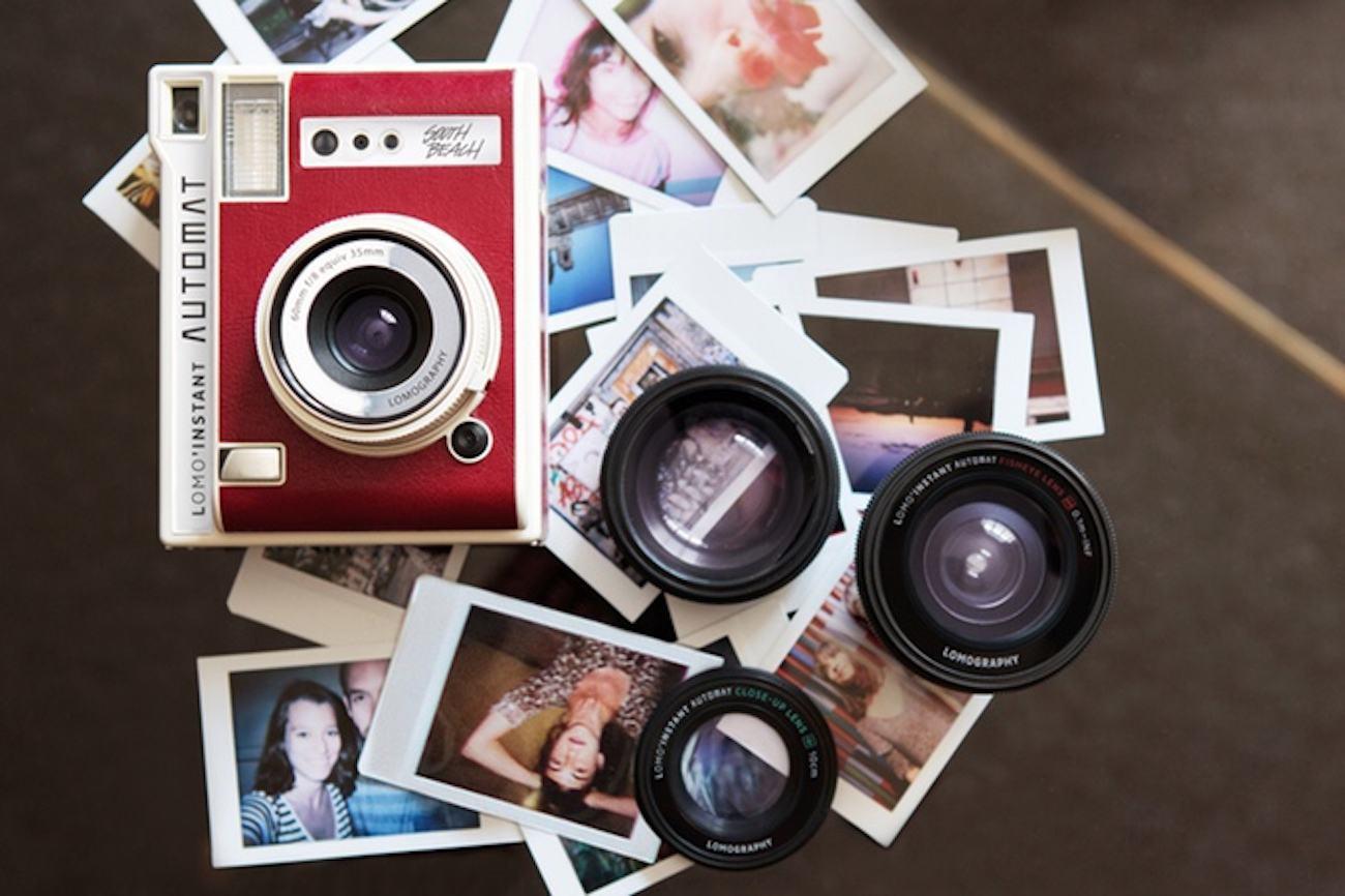 Lomo'Instant Automat Camera