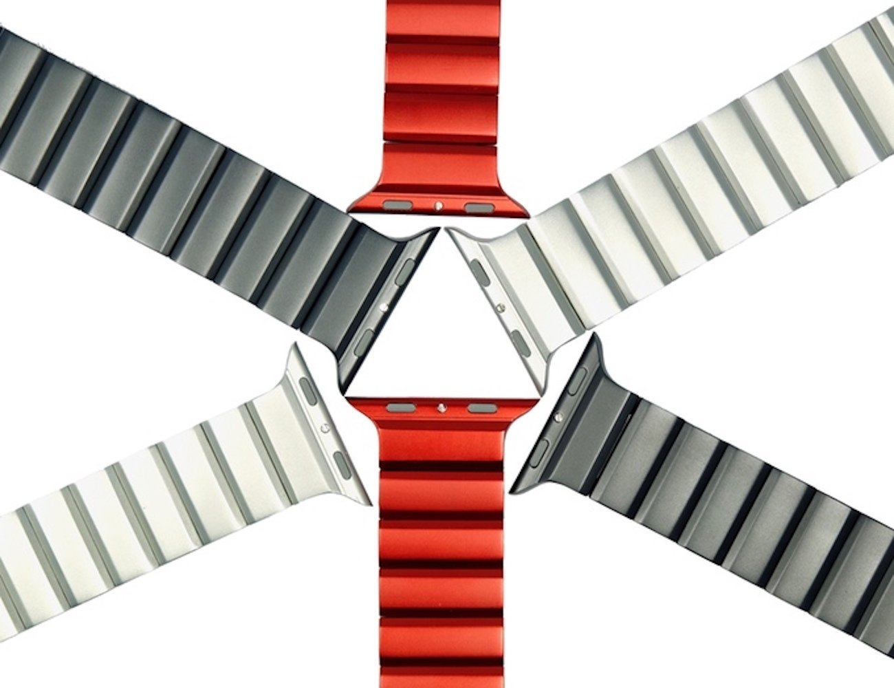 JUUK Aluminum Apple Watch Band