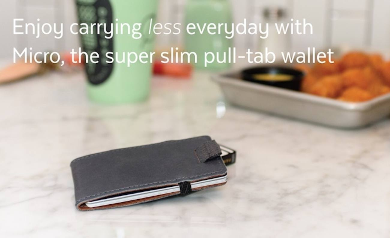 Wally Micro Minimalist Wallet