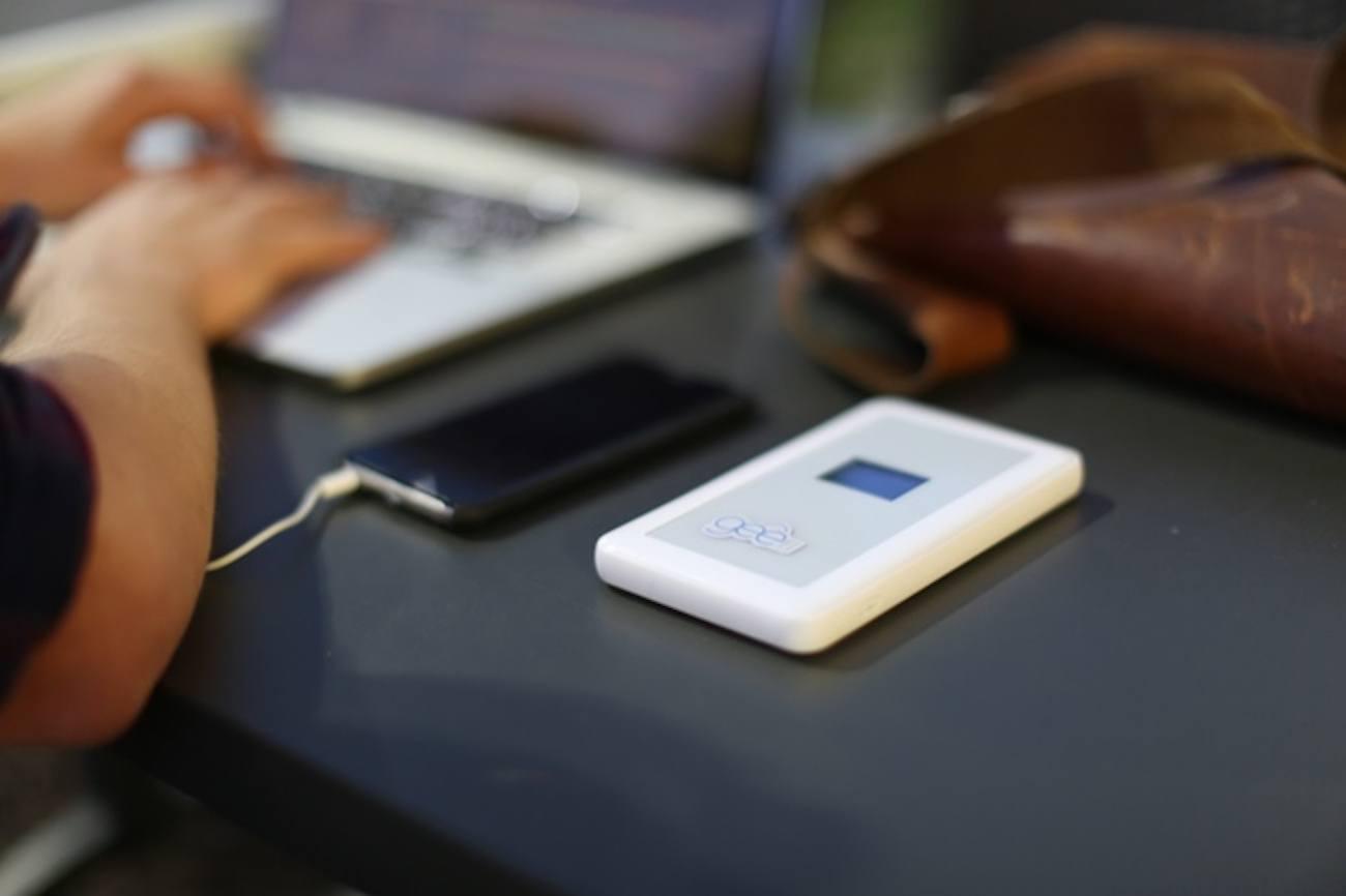GeeFi Unlimited Data Device