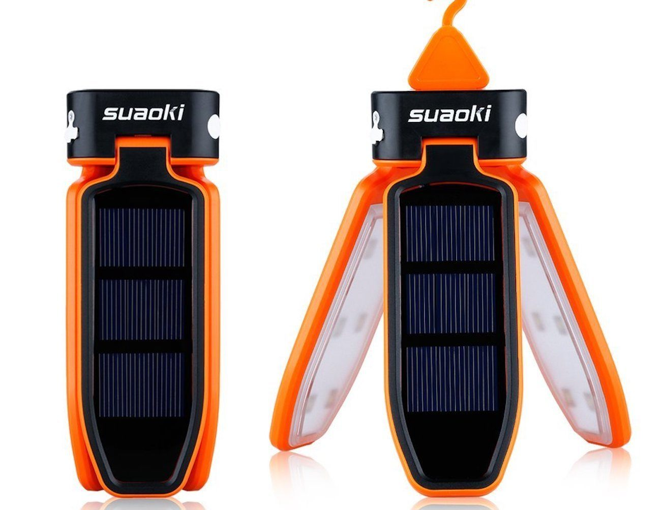 Suaoki Portable Solar Panel Lamp