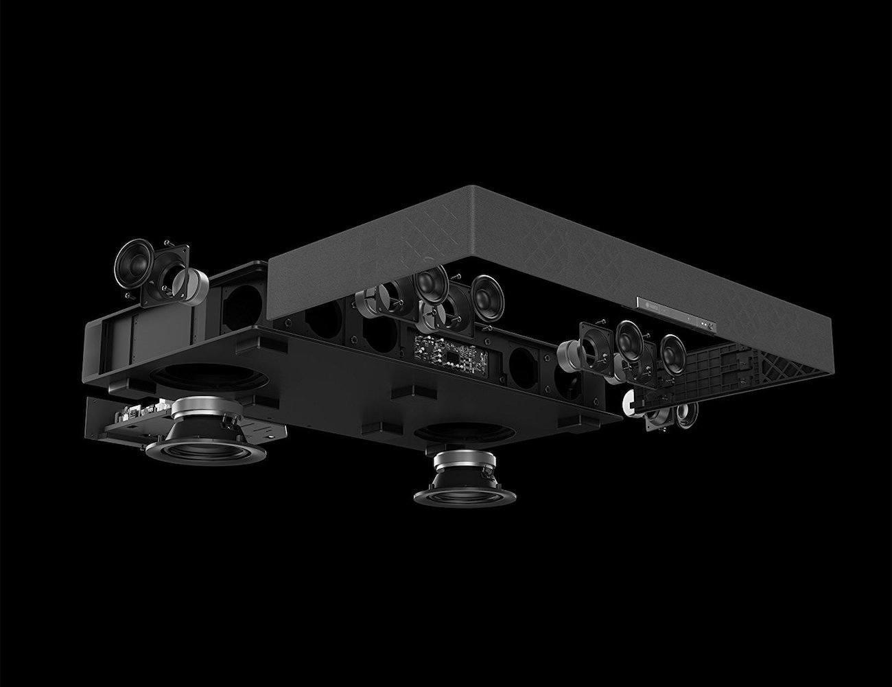 Raumfeld Wireless Streaming Sounddeck