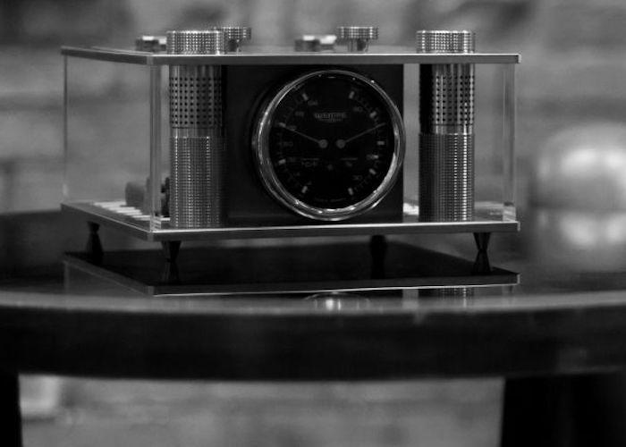 88 SERIES – Minimalist Titanium Humidor