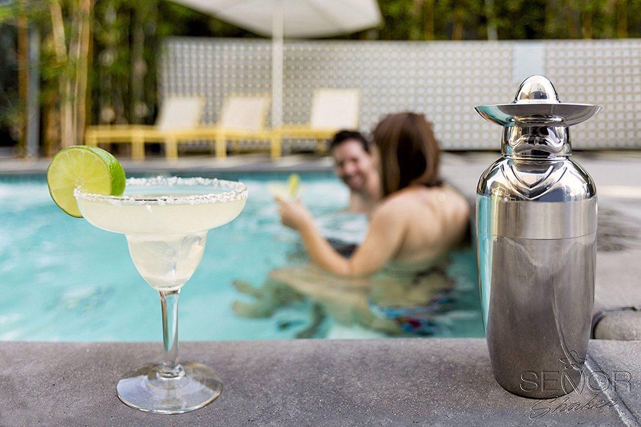 Señor Shaker Margarita Cocktail Shaker