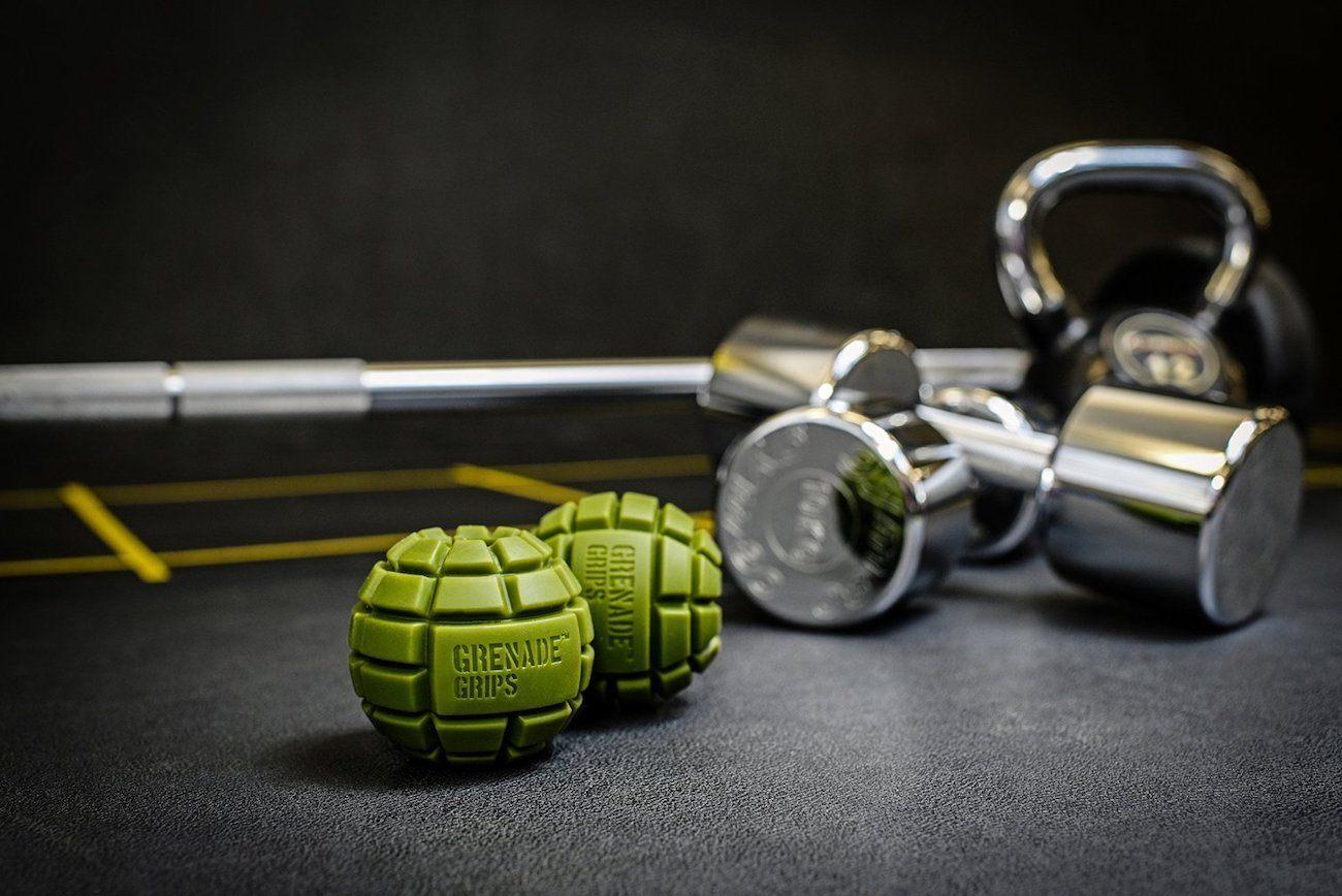 Grenade Grips Dumbbell Grips