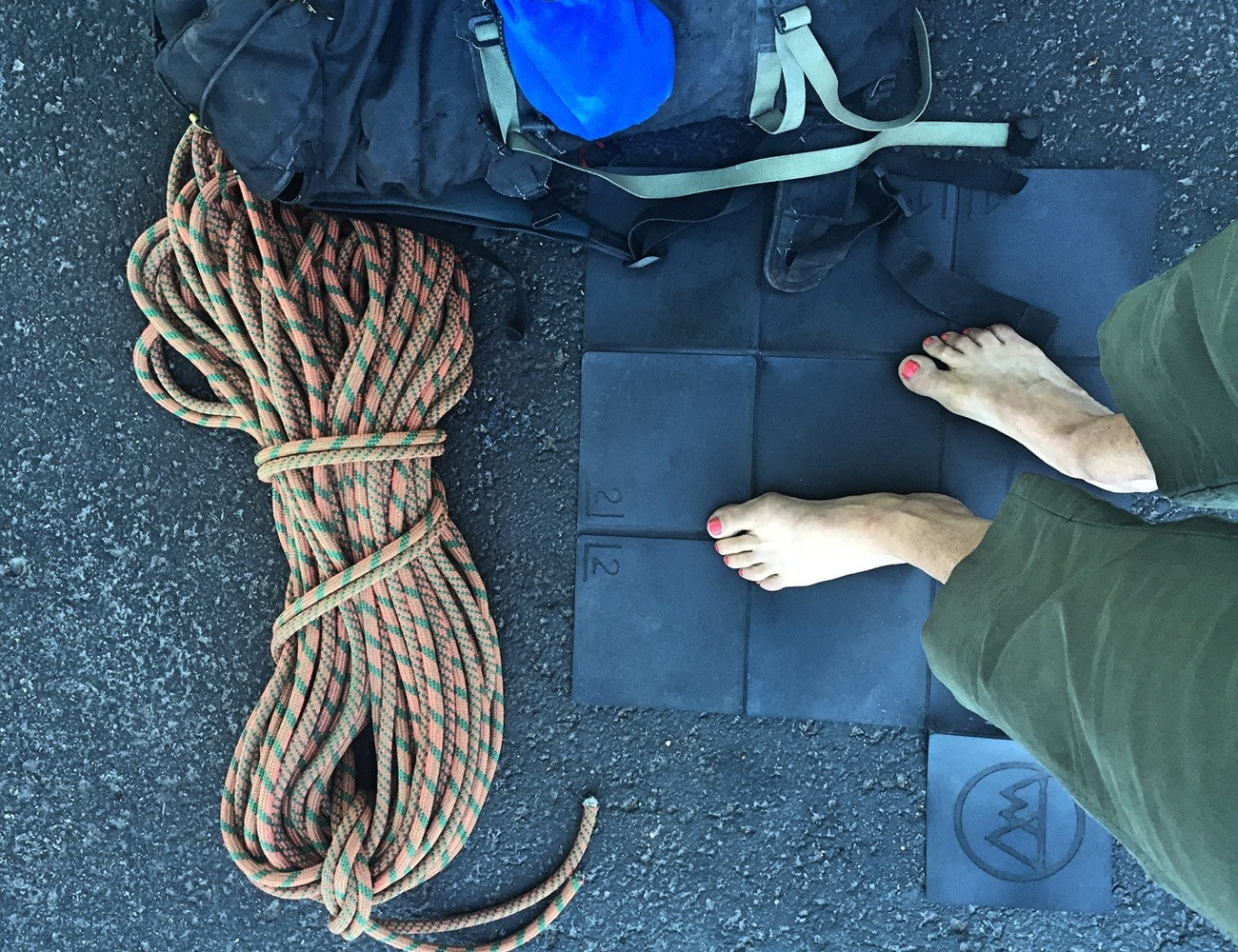 ADVENTURE MAT – A Clean Surface Wherever You Go