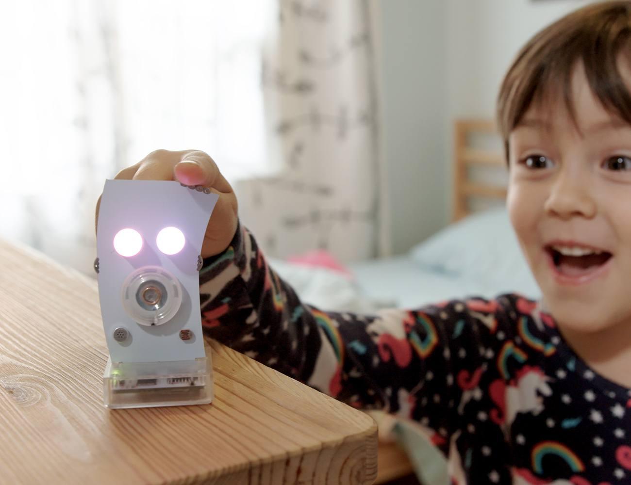 All New Little Robot Friends