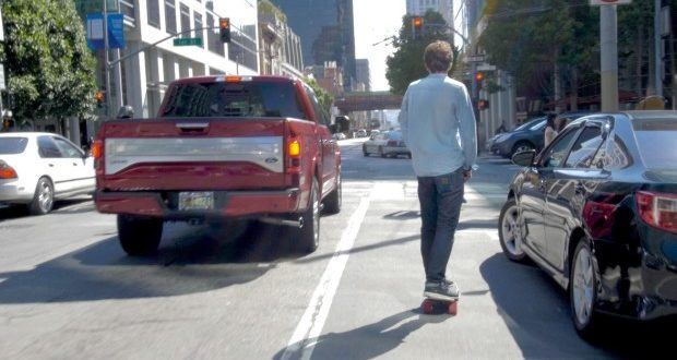 Elwing Electric Skateboard Makes your Commute Fun