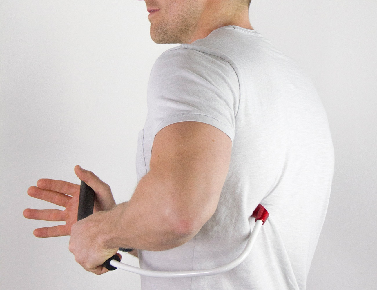 Back Nodger – Self Back Massager