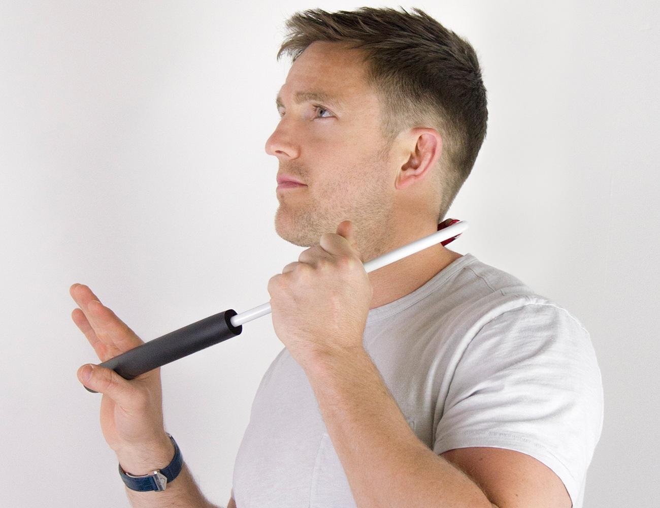 Back Nodger – Self Back Massager