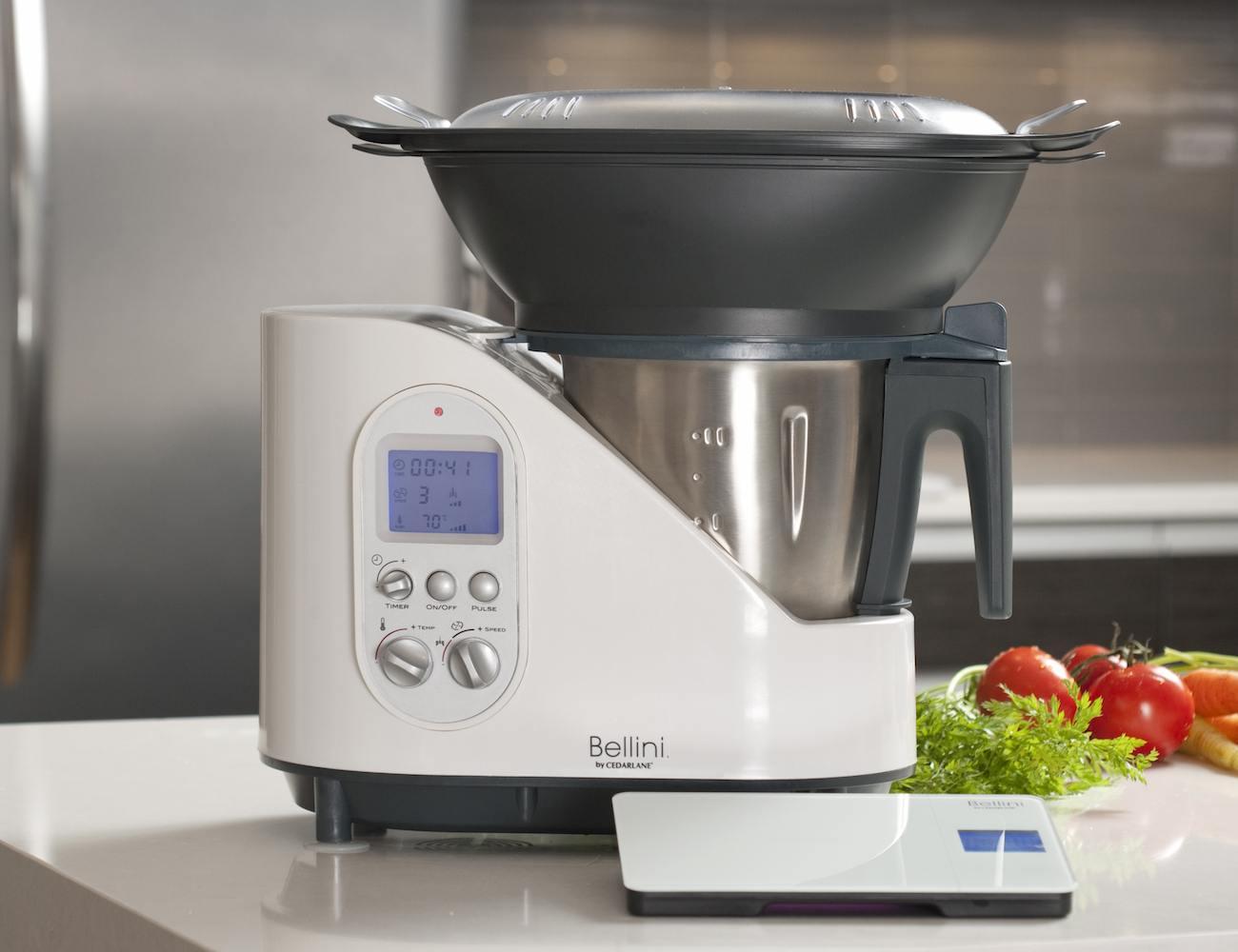 Bellini Intelli Kitchen Master By Cedarlane Culinary