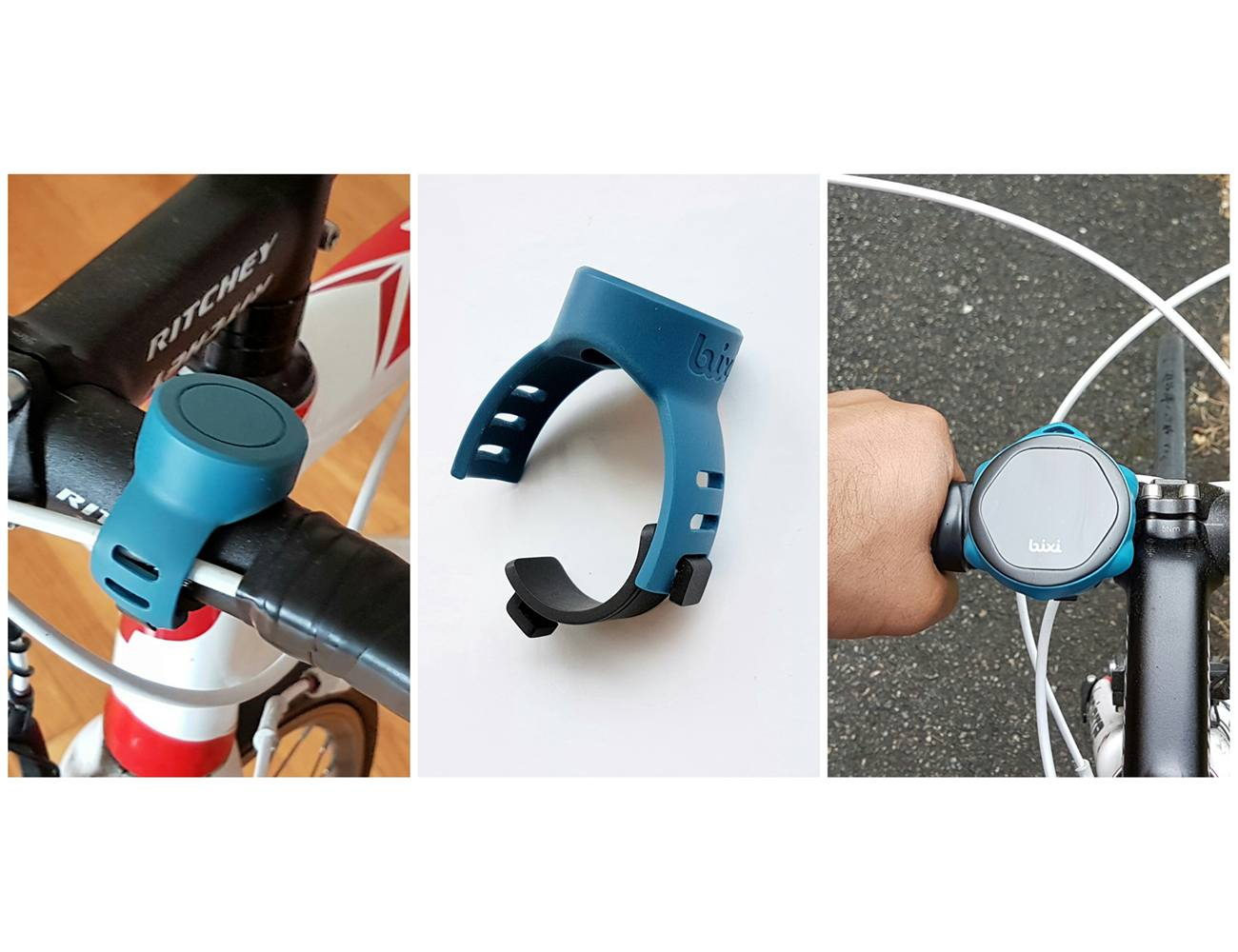 Bixi – Control Any Smart Device by Simply Waving Your Hand!