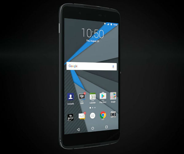 Blackberry DTEK60 Enterprise Quality Smartphone