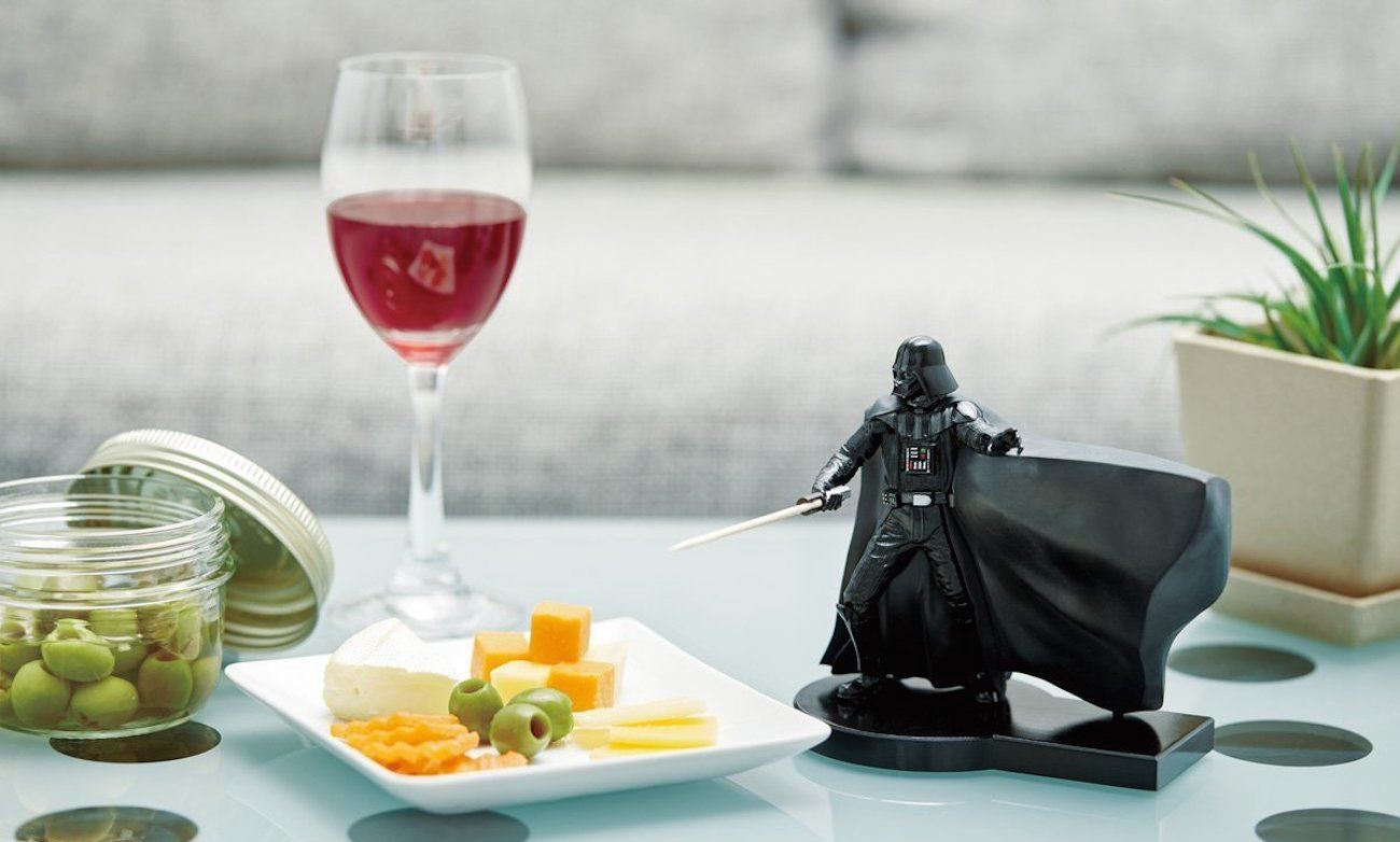 Darth Vader ToothSaber Toothpick Dispenser