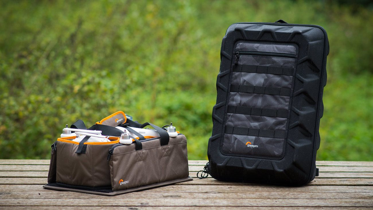 DroneGuard CS 400 Quadcopter Bag by Lowepro