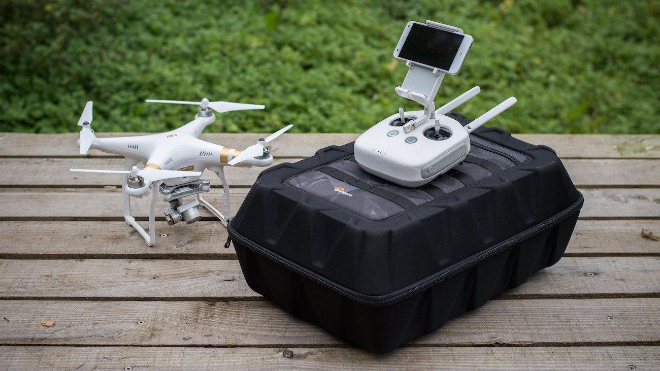 DroneGuard CS 400 Quadcopter Bag by Lowepro