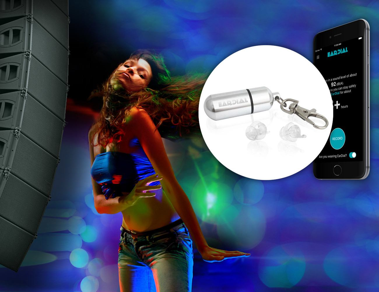 EarDial+%26%238211%3B+The+Invisible+Smart+Earplugs+For+Live+Music