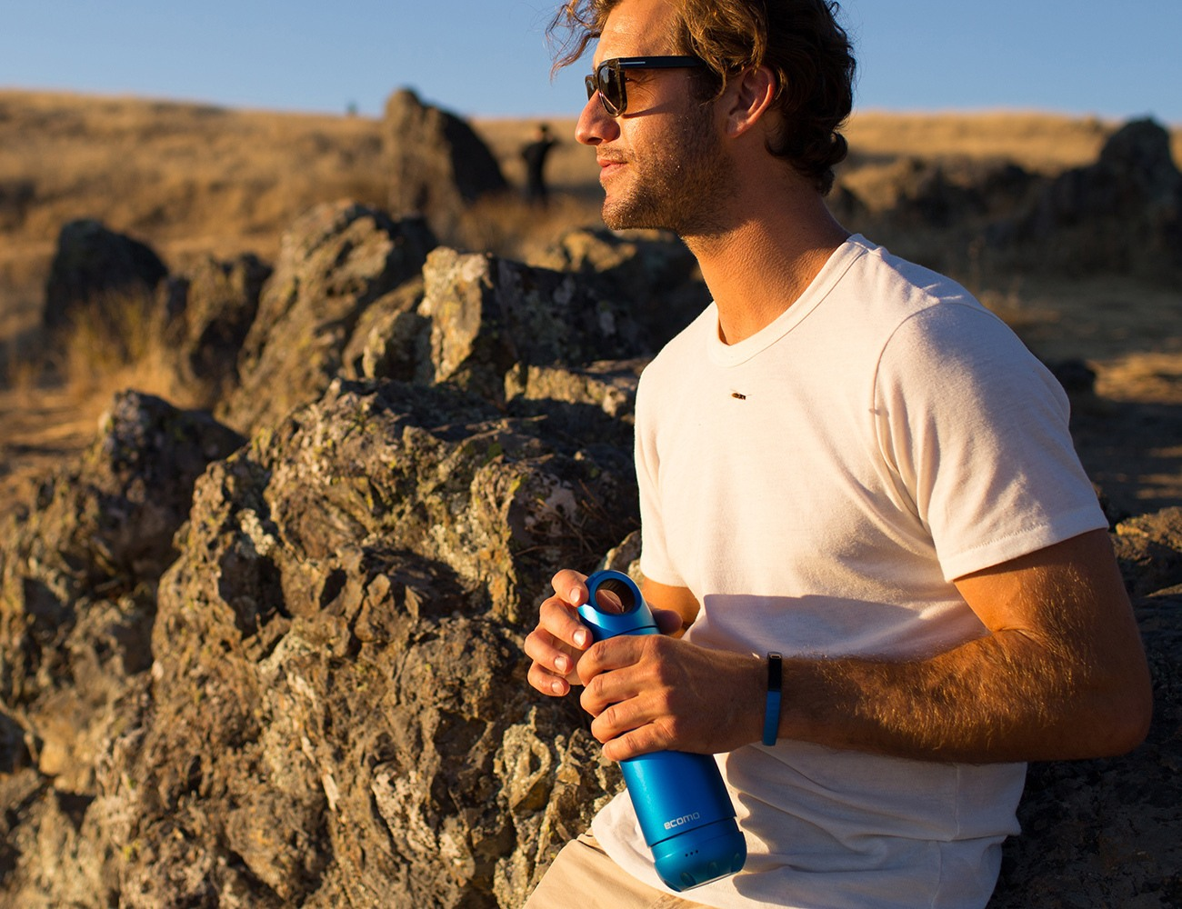 Ecomo –  The World's First Bottle That Tests & Filters Water