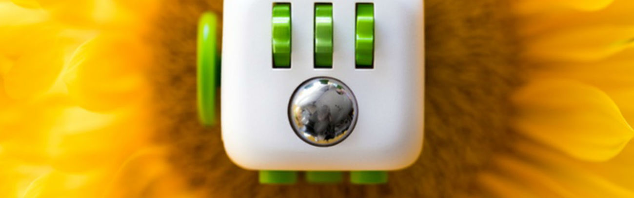 Take the First Step to Fidgeting Freedom With Fidget Cube Today!