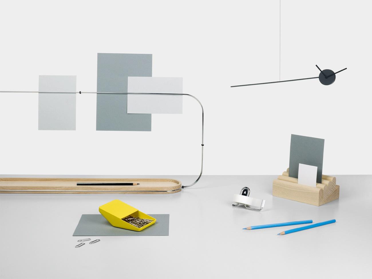Fierzo Large Desk Organizer From Alessi Gadget Flow