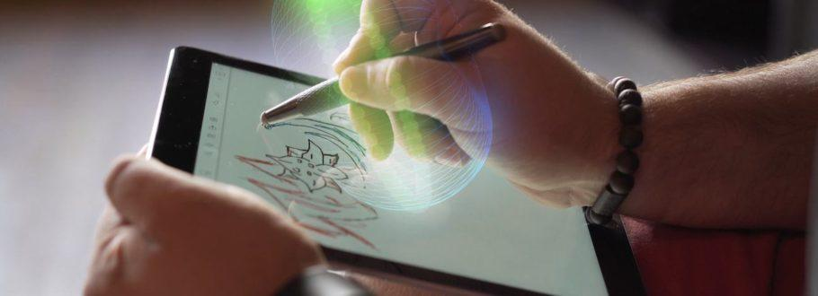 Flip is an Intuitive Stylus that Uses the Power of Magnets