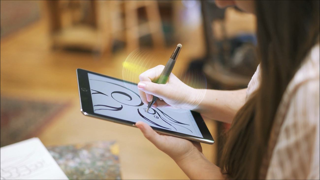 Flip! The World's Most Intuitive Smart Stylus