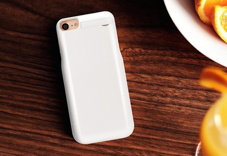 GOESTIME iPhone 7 Case Power Bank